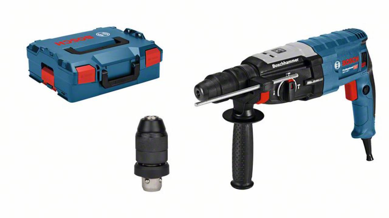 L-BOXX BOSCH Bohrhammer GBH 2-28F 4x SDS-plus Bosch-Bohrer